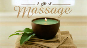 Massage Gift Northville Michigan